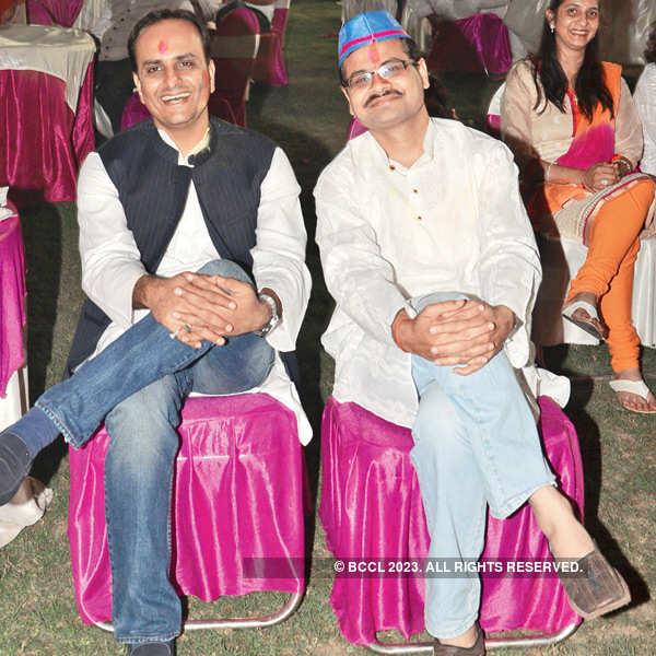 Pre-Holi party by JCI club