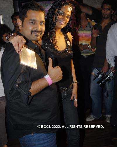 Suneeta Rao's album launch