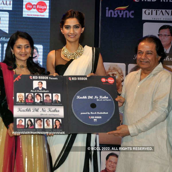 Kuchh Dil Ne Kaha: Album launch