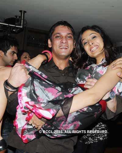 Barkha's B'day bash