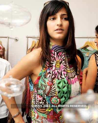 Inaugration: Rehane's showroom