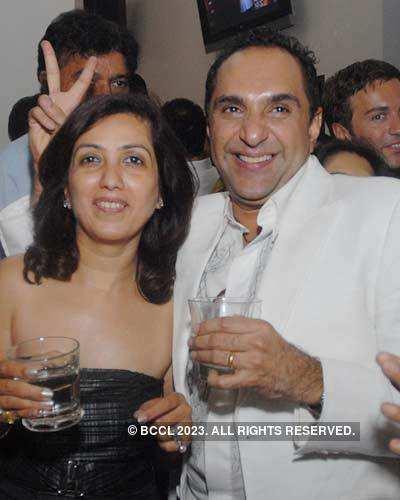 Vijay's party