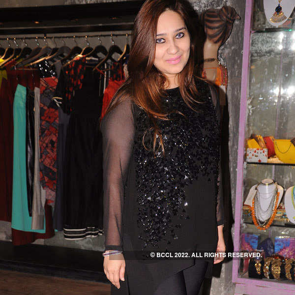 Manish Sharma's party at Araaha boutique