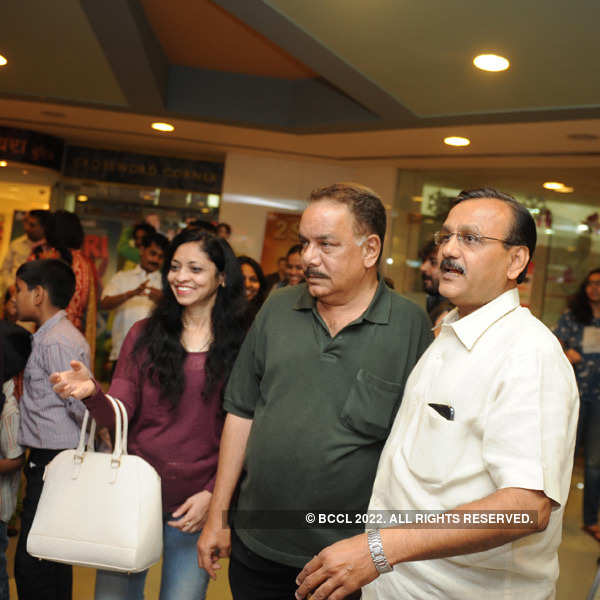 Adinath interacts with fans