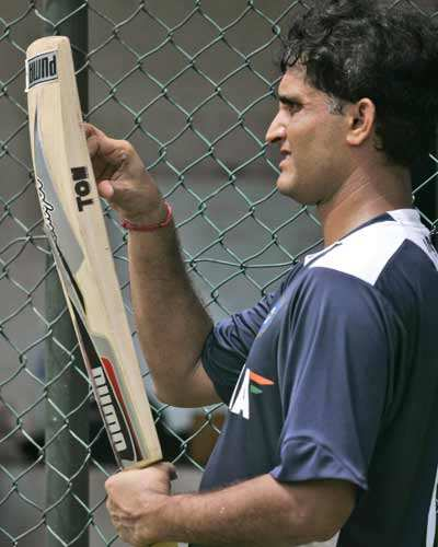 India, Lanka at nets