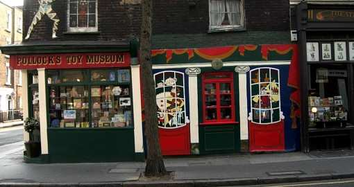 Pollock's Toy Museum & Shop