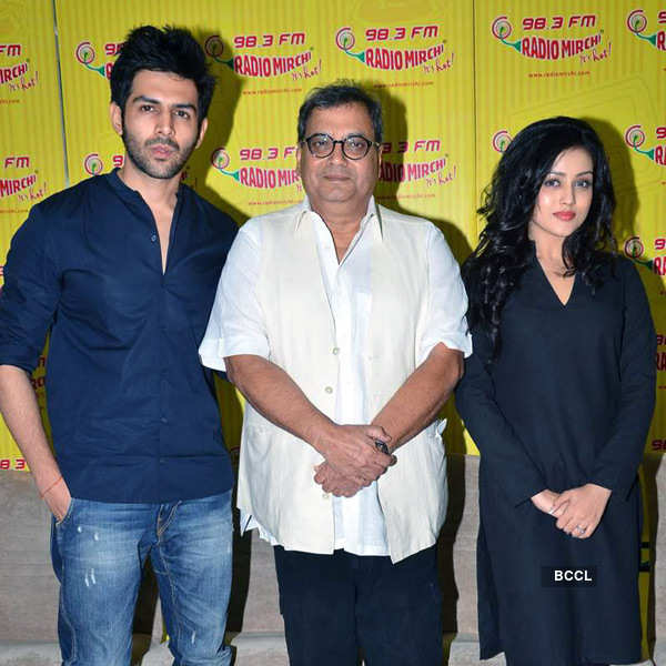 Kaanchi promotions on Radio Mirchi