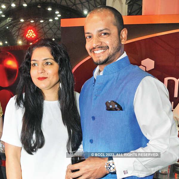Shantanu, Nikhil Mehra's pre-show cocktails