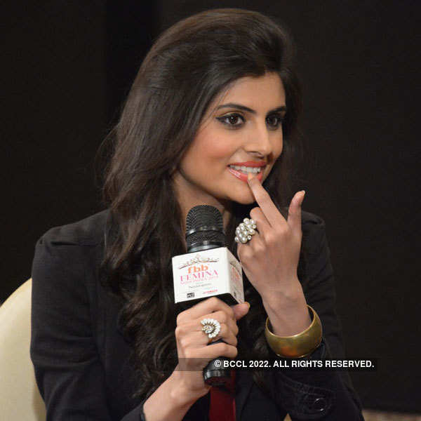 Femina Miss India Beautiful Smile Sub Contest