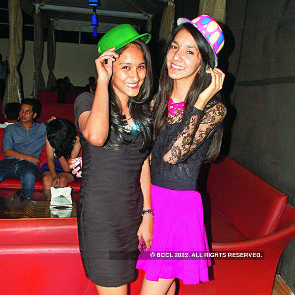 Daly College's post-exam party