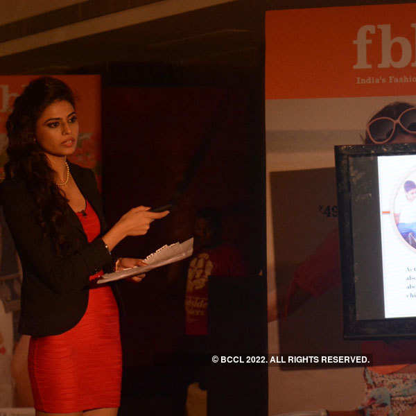 fbb Femina Miss Beauty With A Purpose Sub Contest