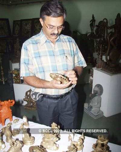 Tamil handicraft exhibition