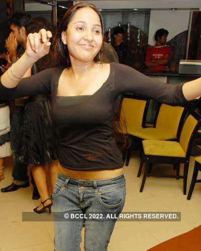 BBA fresher's party