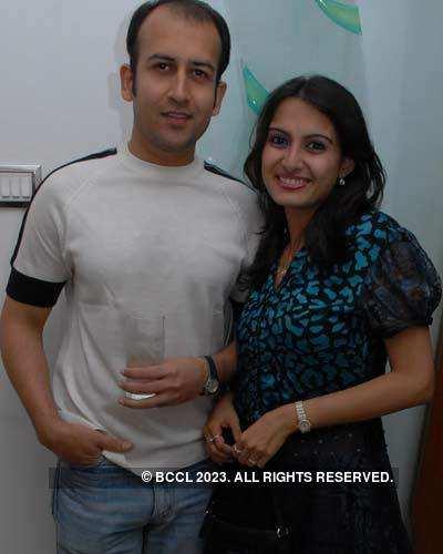 Sandeep's party