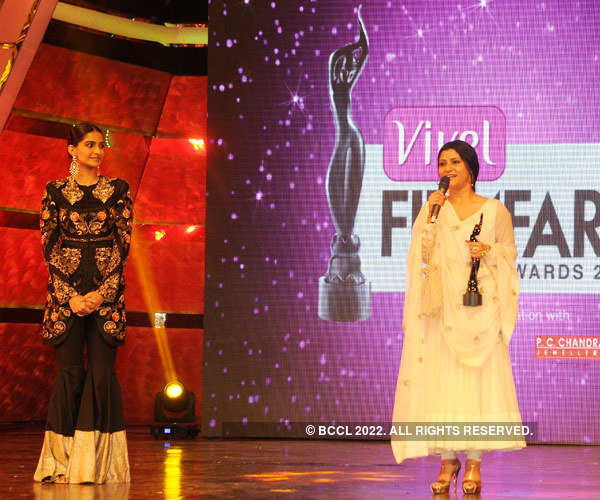 Winners: 60th Vivel Filmfare Awards 2013 (East)