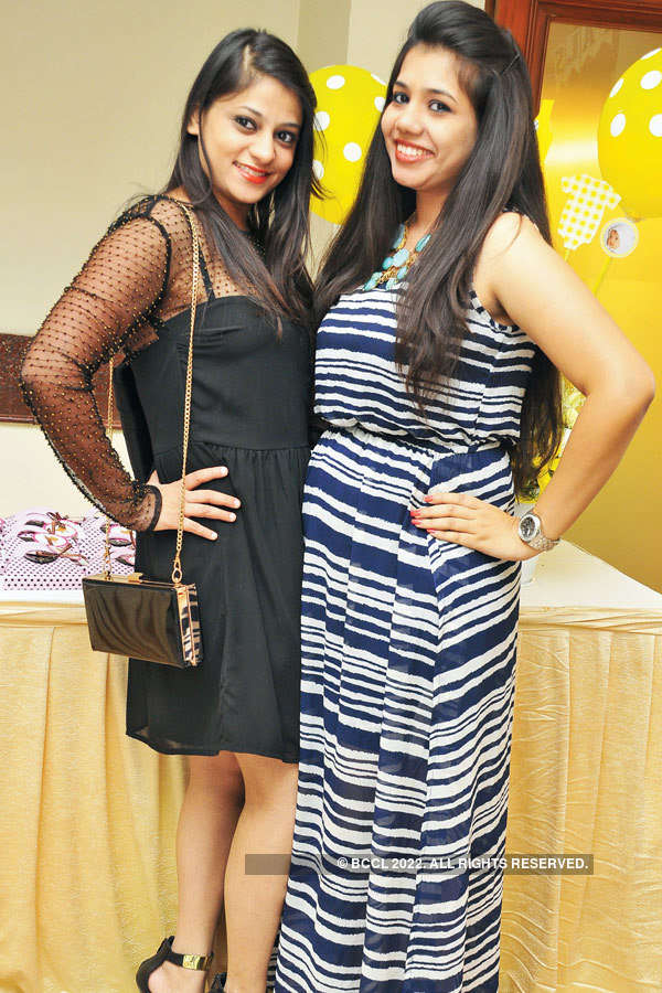 Rupal's baby shower party