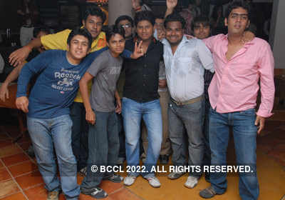 Tribude college party