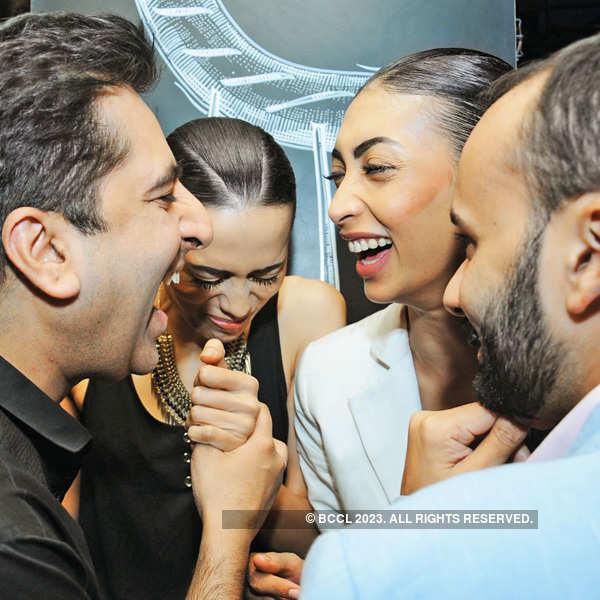 Namrata Joshipura's post-Grand Finale party