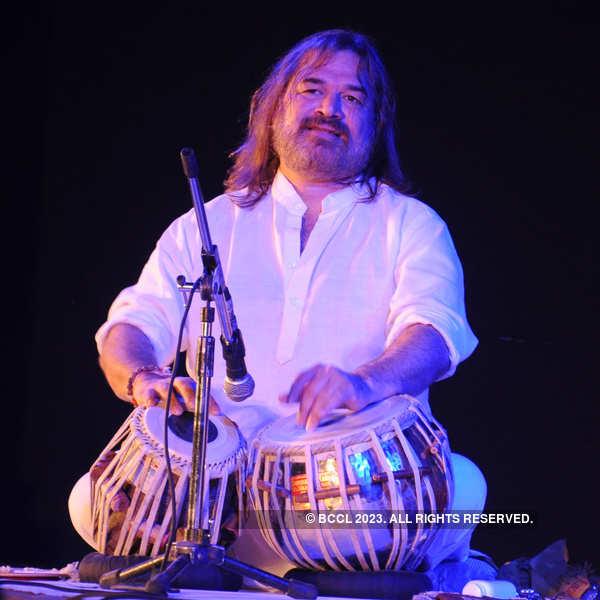 Ustad Amjad Ali Khan's concert