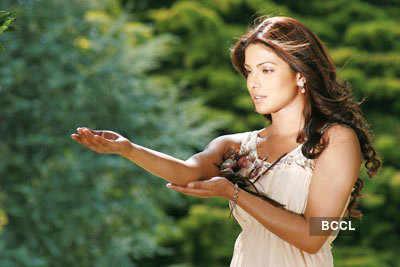 Priyanka Chopra's Portfolio Pics