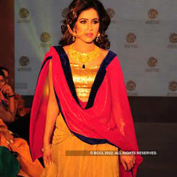 Ranjini Haridas @ Jewellery outlet launch
