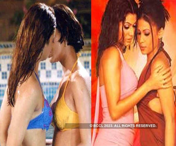 Girl-On-Girl Movie Kisses