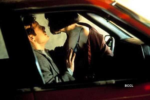 Sex in a car movie