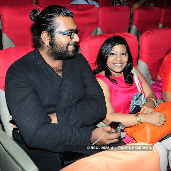 Celebs at Cologne's screening
