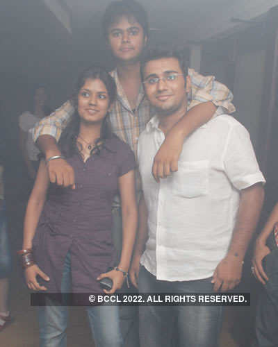 Friendship Day party