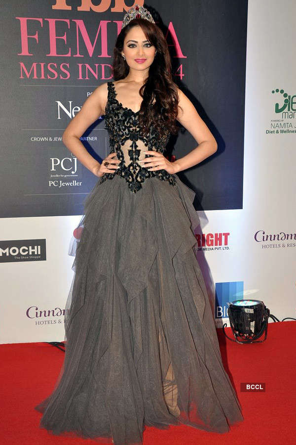fbb Femina Miss India 2014: Red Carpet