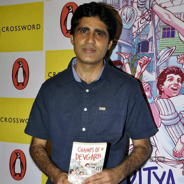 Champs of Devgarh: Book launch