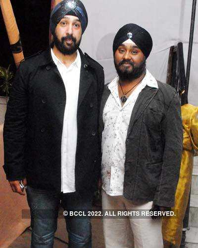 Bash: Singh is..