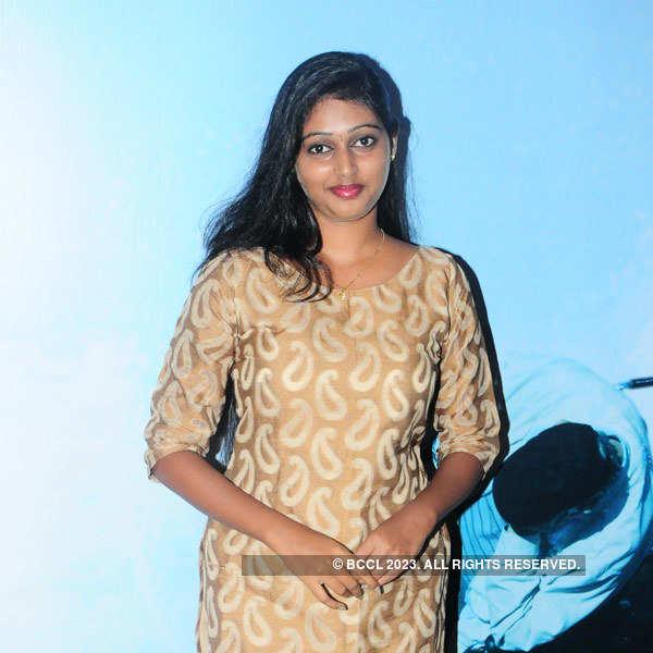 Pooja for film 'Blue'
