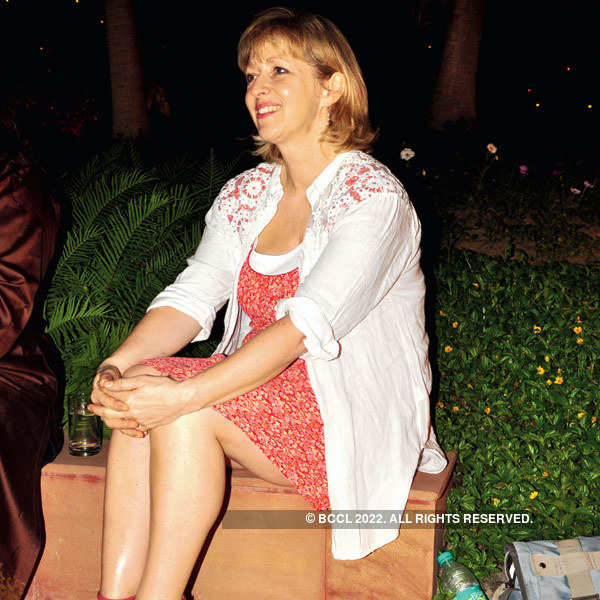 Party hosted by British high commissioner