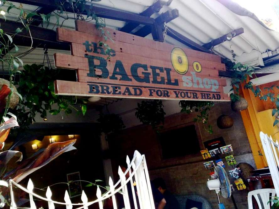 The Bagel Shop