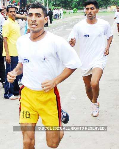 Times marathon'08