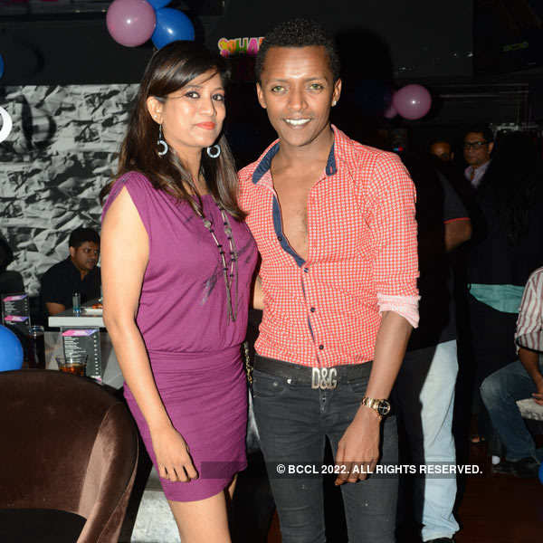 Irfan's birthday party at Illusions