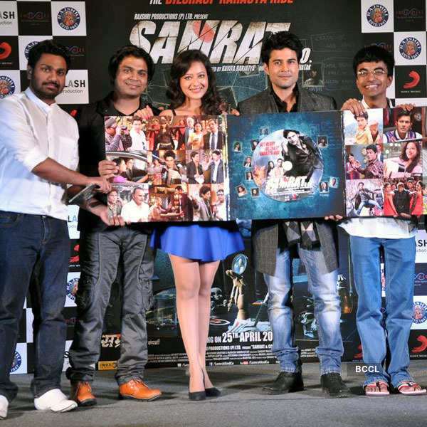 Samrat & Co: Music launch