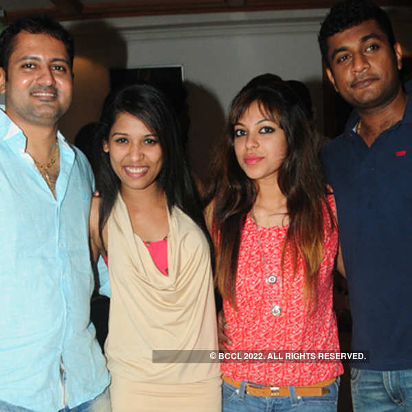 Friday party in Kochi