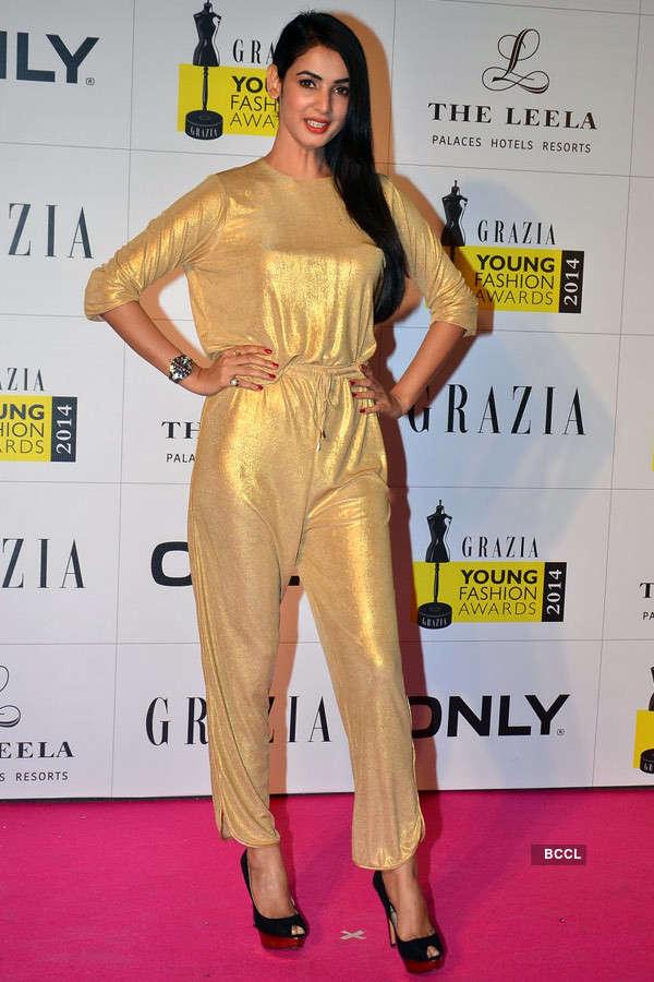 Grazia Young Fashion Awards '14