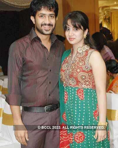 Aditya weds Preeti