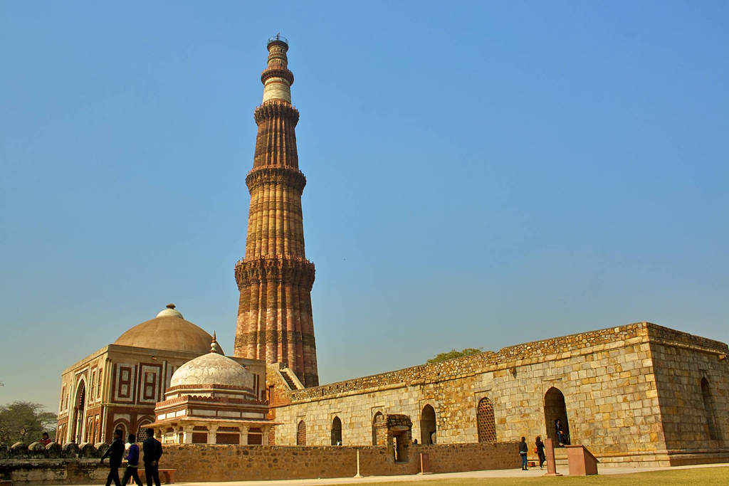Image result for qutub minar indiatimes