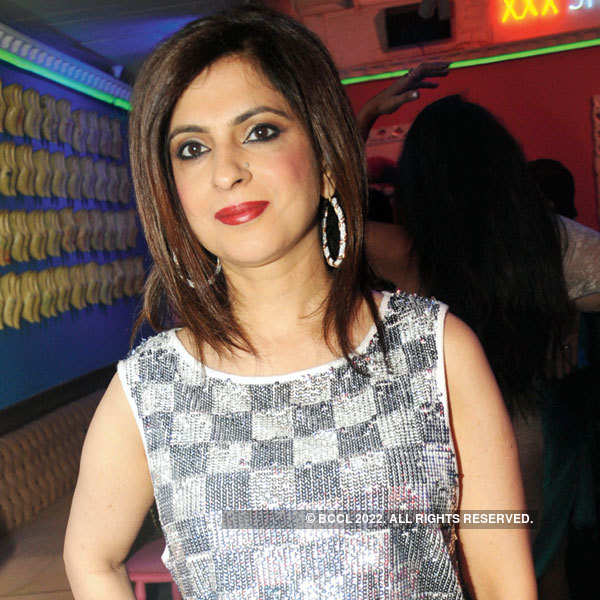 Leena Bidani's party in Delhi
