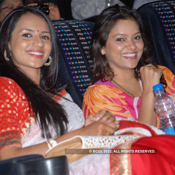 Celebs at audio launch of Savaari 2