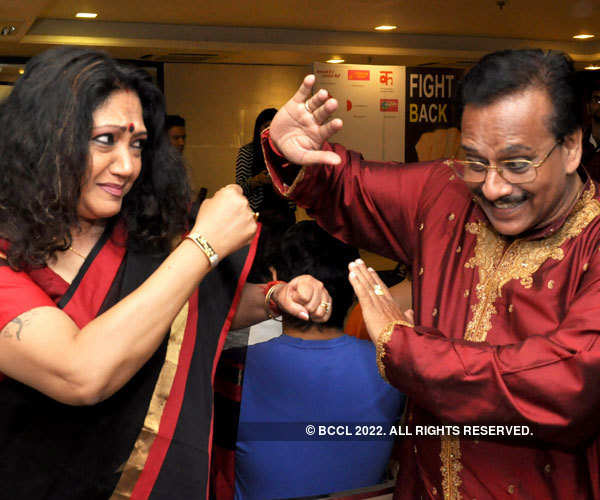 Mumtaz Sorcar launched Fight Back
