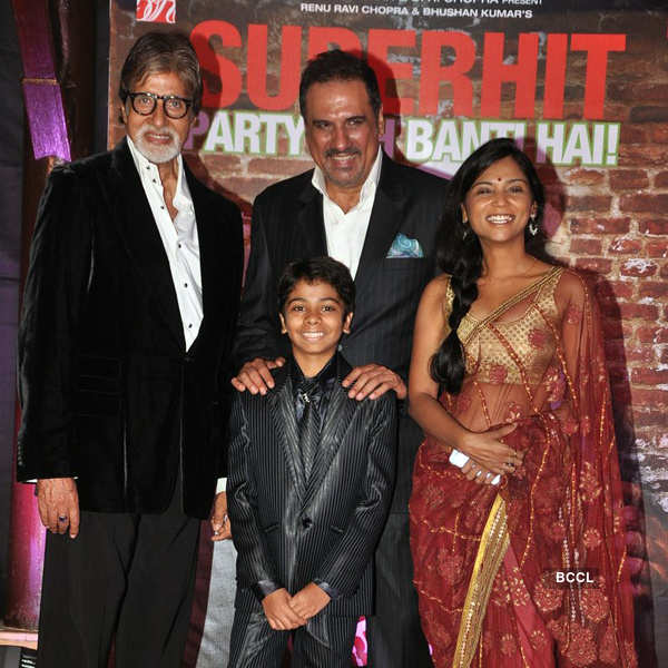 Bhoothnath Returns: Success Party