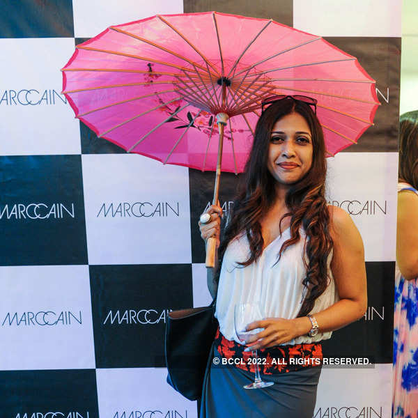 Summer Collection launch at Marc Cain