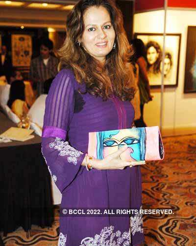 Priyanka's art show