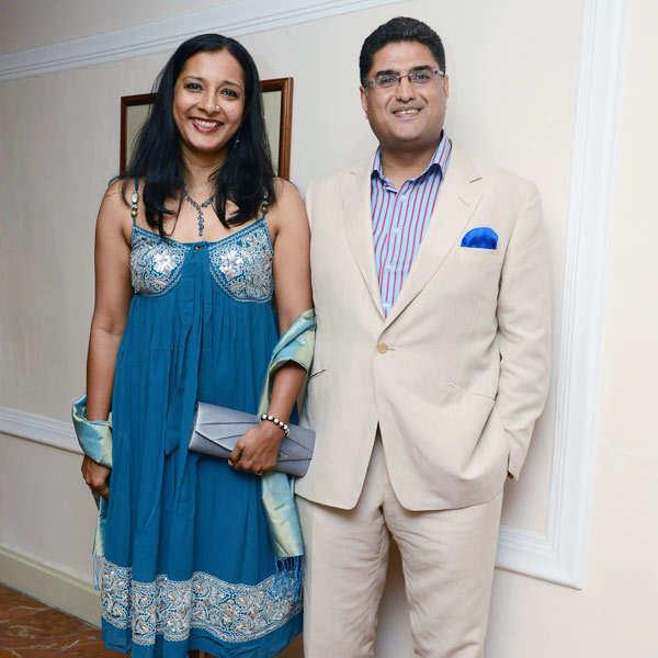 Ashish N Soni's fashion showcase event