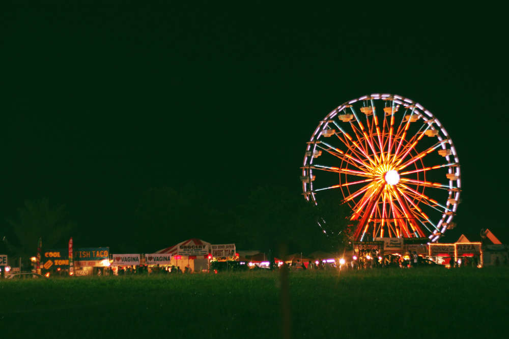 Bonnaroo, USA (June)